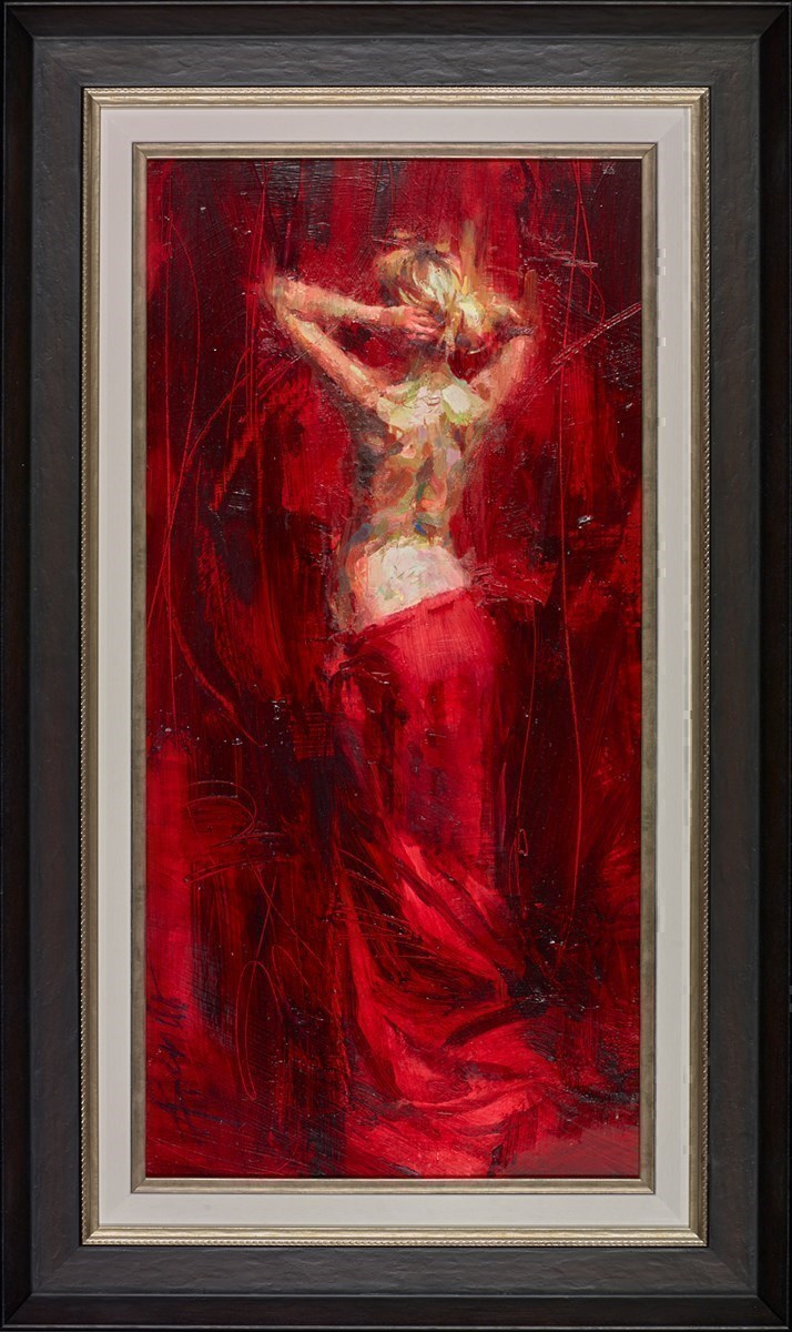 Beacon of Hope by Henry Asencio -  sized 16x32 inches. Available from Whitewall Galleries